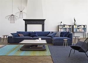 exclusif sofas designer didier gomez ligne roset With canape angle xl
