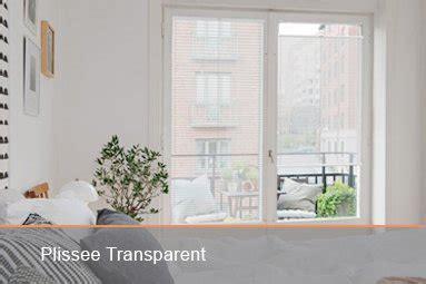 Plissee Rollo Transparent by Plissee Zum Besten Preis 174 Marken Plissees Bis 75 Rabatt