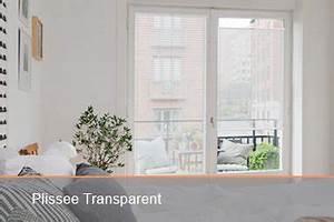 Gardinen Für Balkontür Ohne Bohren : plissee rollo durchsichtig icnib ~ Buech-reservation.com Haus und Dekorationen