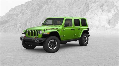 Most Expensive Jeep Model by Most Expensive 2018 Jeep Wrangler Jl Costs 57 310
