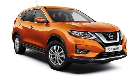 Prices Specifications Nissan X Trail 4x4 Suv Nissan