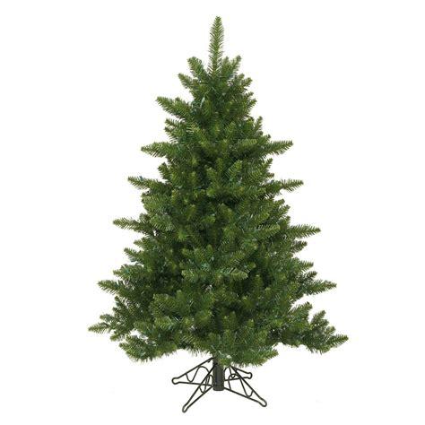 4 5 foot camdon fir christmas tree unlit a860945