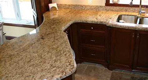 giallo ornamental granite ogee edge profile northern