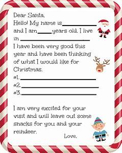 christmas freebies 6 printable letters to santa scrap With letter to santa postcard