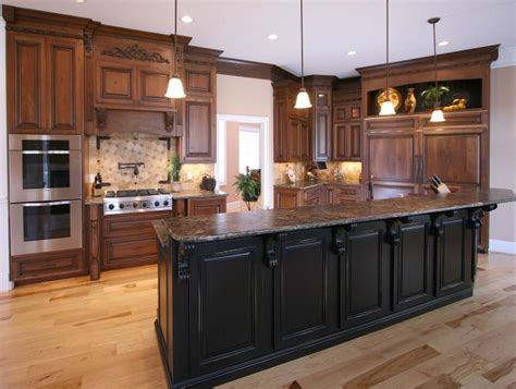 corbels for kitchen island traditional style cabinetry 5808