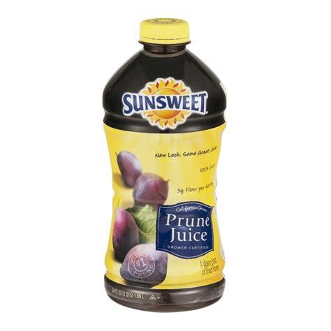 cuisine prune sunsweet prune juice 100 juice from food instacart