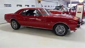 1967 Chevrolet Camaro Rs 45303 Miles Red 2 Door Hardtop