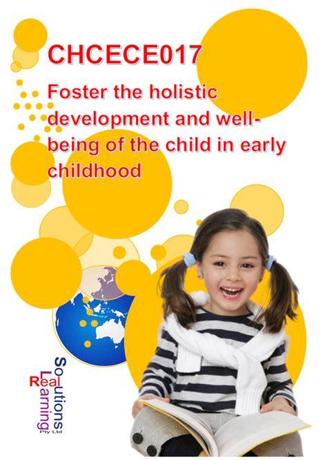chcece foster  holistic development  wellbeing