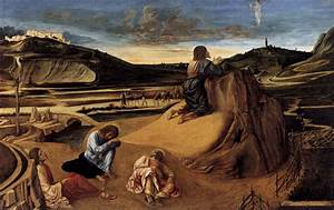 The Agony in the Garden - Giovanni Bellini - WikiArt.org ...