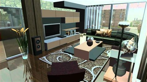 Sims 4 Home Interior Design : Sims 3 House Design Vr.3 .hillwood