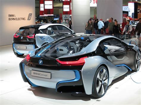 New All Electric Cars by Electric Cars Two New Bmw Electric Cars Electric