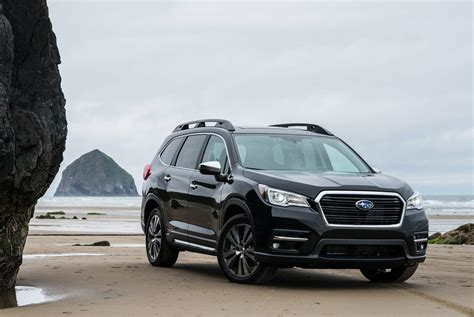 subaru ascent review design price trim levels