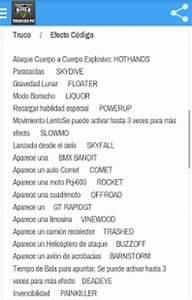 Trucos Para GTA V 5 PC Para Android Descargar