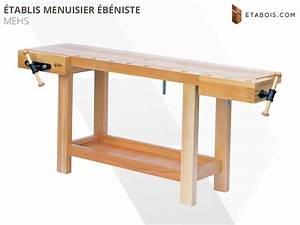 Construire Un établi En Bois : un tabli en presse horizontale pour menuisier tabois ~ Premium-room.com Idées de Décoration