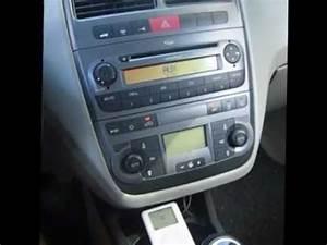 Fiat Grande Punto Radio : fiat grande punto entrada auxiliar radio youtube ~ Jslefanu.com Haus und Dekorationen