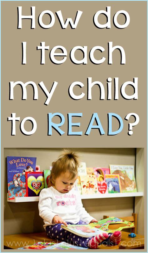 how do i teach my child to read 417 | How Do I Teach My Child To Read