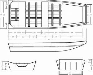 Free Wooden Jon Boat Building Plans