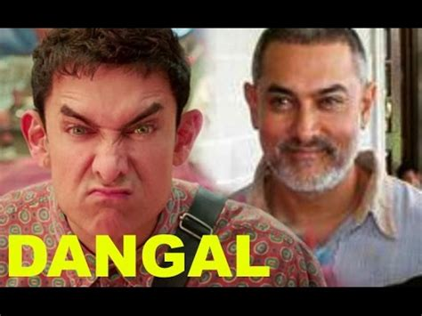 Dangal Movie 2015  Aamir Khan First Look Revealed From