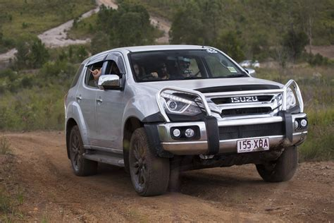 Classified as a passenger pickup vehicle (ppv) in thailand, the second. First Drive: 2017 Isuzu MU-X LS-U and LS-T