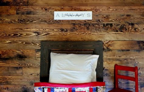 Rustic Wood Accent Walls   Sustainable Lumber Company