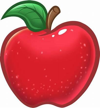Apple Clipart Transparent Digital Background Teacher Clip