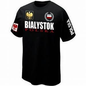 Bialystok Polska T-shirt - Poland