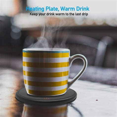 Hold your hand near the top surface of the peltier module to detect whether it if your coaster does not heat or cool, check your connections and make sure the device is wired correctly. Smart USB Mug Warmer Heater Coaster Temperature Heat ...