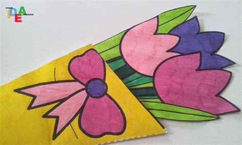 un bel mazzo di fiori idea mammacoloriamo insieme un bel mazzo di fiori 187 idea mamma