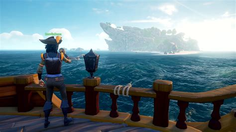 Meaning you can buy it once, and play on both xbox one and pc. Rare Devs Have Big Ambitions for AI in Sea of Thieves ...