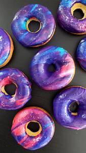 Easy Galaxy Donuts - Belgoods BakewareBelgoods Bakeware