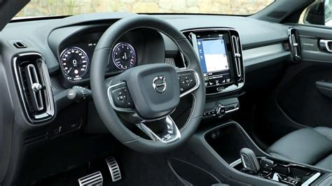 volvo xc interior youtube