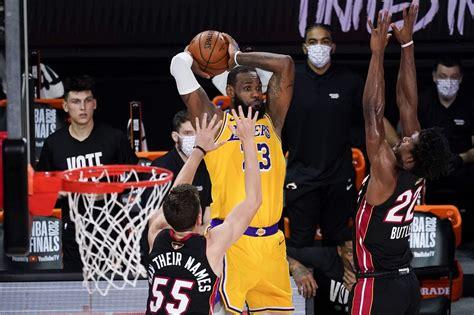 Los Angeles Lakers vs. Miami Heat (10/9/2020): How to ...