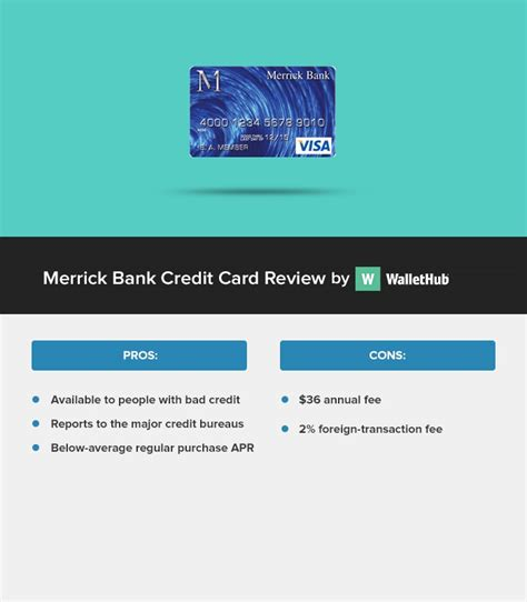 You can use the card to make purchases and then repay your issuer with monthly payments based on your card's terms and conditions. Merrick Bank Credit Card Application - All You Need Infos