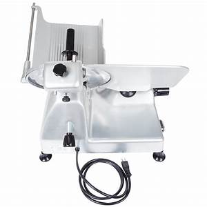 Globe G12 12 U0026quot  Manual Gravity Feed Slicer  2 Hp