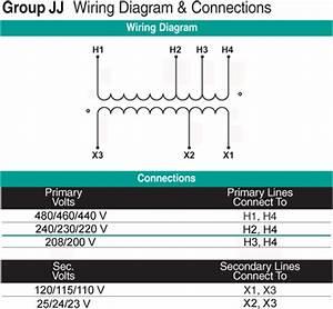 0 05 Kva Transformer Primary 200  208x220  230  240x440  460