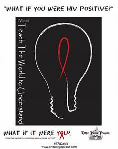 "31 best Youth HIV AIDS awareness posters. ""What If It Were ..."