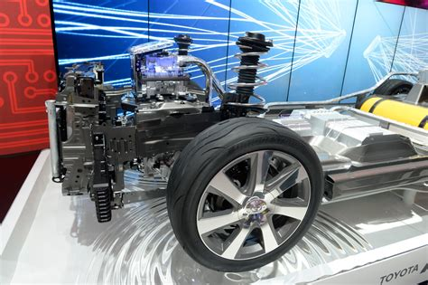 Electric Car Fuel by Toyota Is Ready To Sell Fuel Cell Cars In 2015 After A
