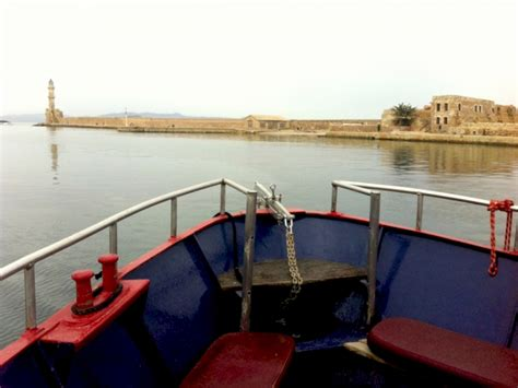 Glass Bottom Boat Chania by Glass Bottom Boat Trips Chania Harbour