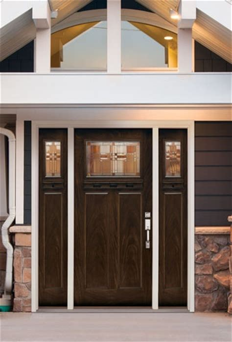 feather river door craftsman entry door entry
