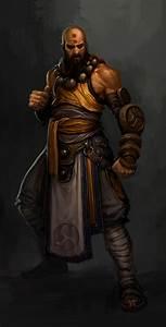 Hands On With Diablo III39s Street Fighter Inspired Monk