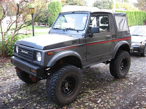 1987 Suzuki Samurai For Sale by 1987 Suzuki Samurai Lots Of Goodies Pirate4x4