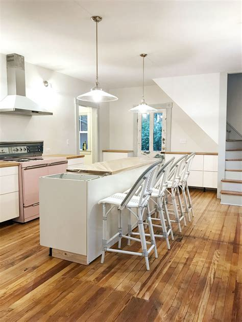 The Beach House Has A Kitchen! Well, Kinda, Sorta