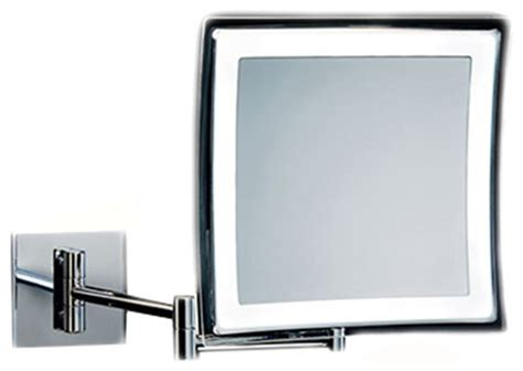 Smile 840 Battery Operated Wall Mounted Magnifying Mirror