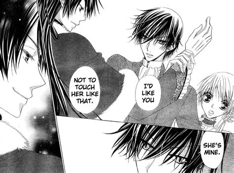 anime action romance happy end hana to akuma the end spoiler manga music and