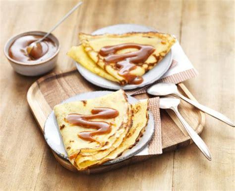 crepes sans gluten caramel au beurre sale recette tipiak