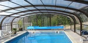 Abri Haut Piscine : abris piscine haut installateur piscines loisirs ~ Premium-room.com Idées de Décoration