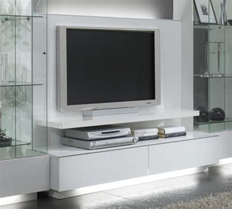 meubles d appoint cuisine meuble tv plasma laque blanc