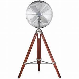 Ventilateur Sur Pied Pas Cher : acheter emerio ventilateur sur pied 50 w retro fn 108740 ~ Dailycaller-alerts.com Idées de Décoration