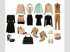 Wardrobe How To Capsule Wardrobe