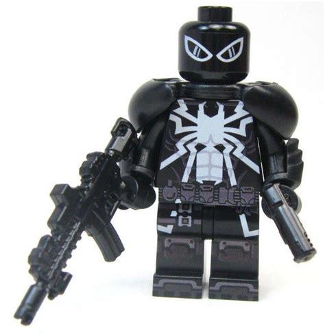 lego custom venom spider